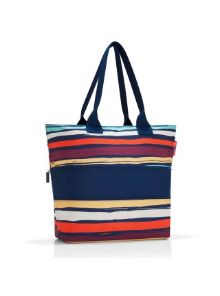 Сумка shopper e1 artist stripes