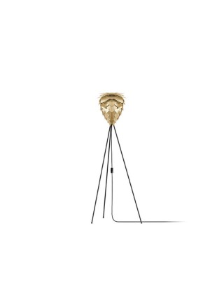 Плафон conia mini brushed brass
