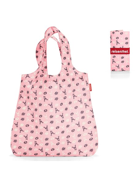 Сумка складная mini maxi shopper bavaria rose