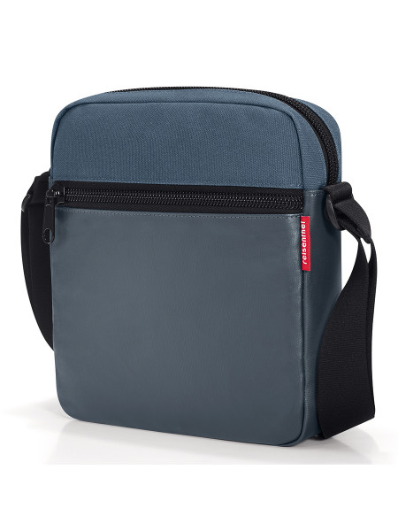 Сумка crossbag canvas blue