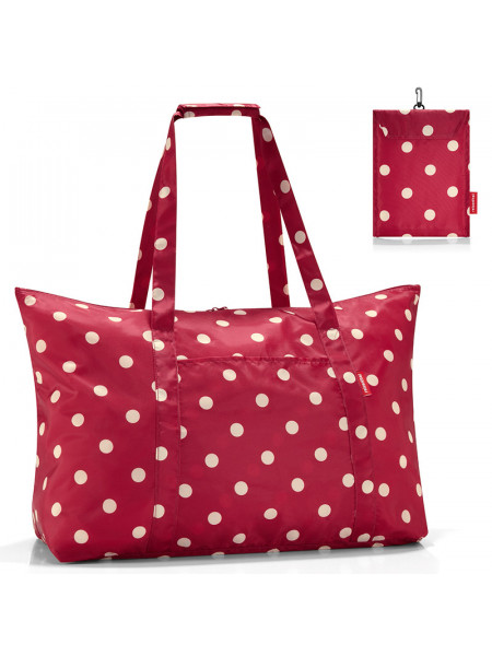 Сумка складная mini maxi travelbag ruby dots