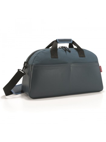 Сумка overnighter canvas blue